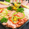 Cold Cut Tray – Small 50 Slices