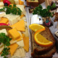 Small Cheese and Dessert Tray